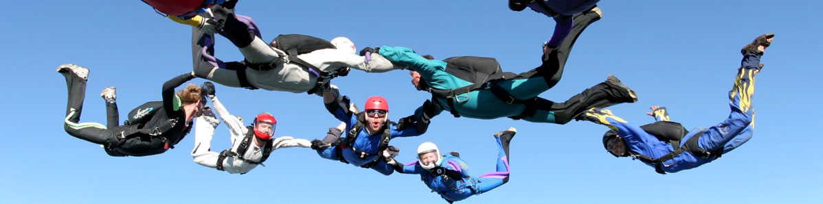 s-skydivers